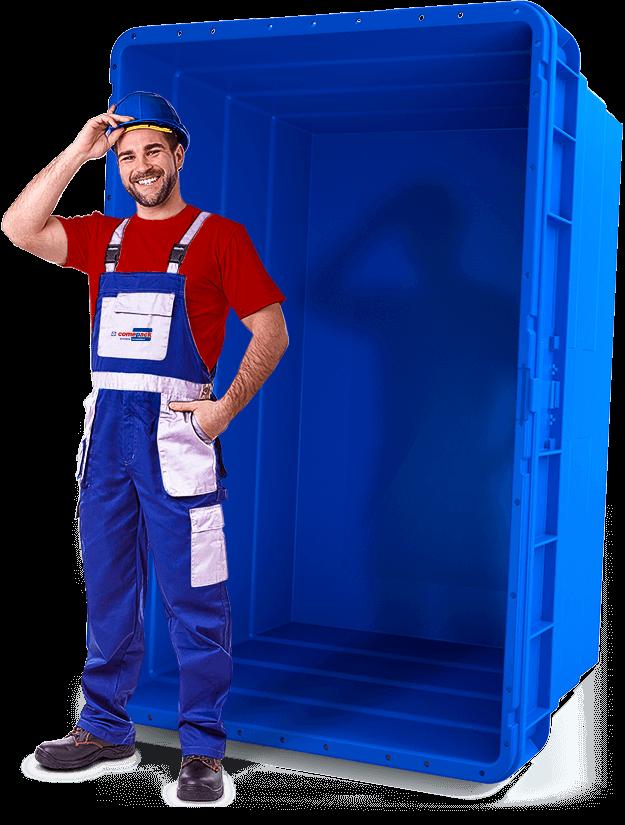 comepack Behältermanagement Karriere Anlagenmechaniker