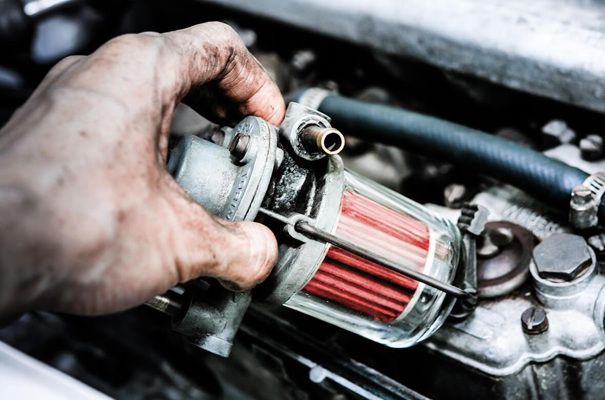 comepack Behältermanagement Anwendungsbereich Automotive