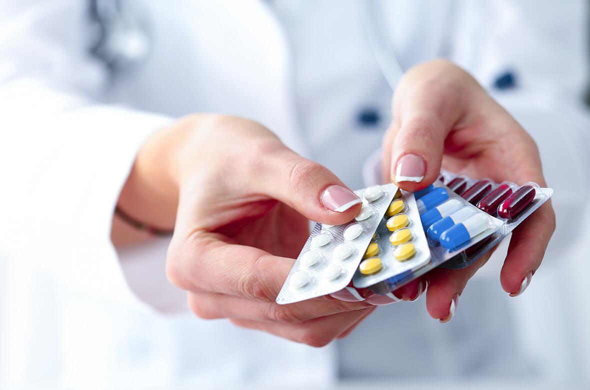 comepack Behältermanagement Anwendungsbereich Pharmazie